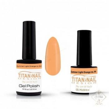 S-Nails - Titan Nail Design UV/LED gel lak za nohte - steklenica  Summer Light (no. 94)