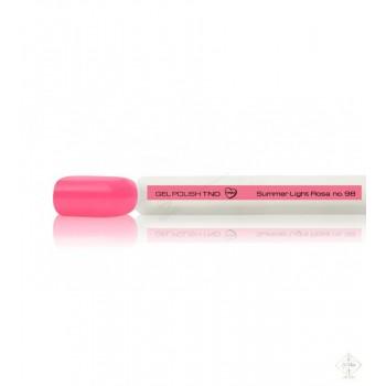 S-Nails - Titan Nail Design UV/LED gel lak za nohte - odtenek  Summer Light Rosa (no. 98)