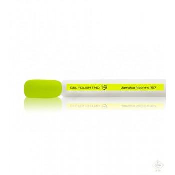 S-Nails - Titan Nail Design UV/LED gel lak za nohte - odtenek Jamaica Neon (no. 157)