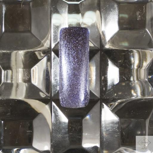S-Nails - Titan Nail Design UV/LED gel lak za nohte - odtenek  Metalic Purpur (no. 77)