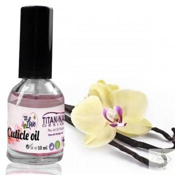 S-Nails - Vanilija - Olje za obnohtno kožico z vitamini A, E, F & H
