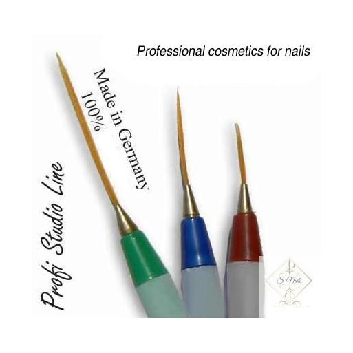 S-Nails - Čopiči za nail art