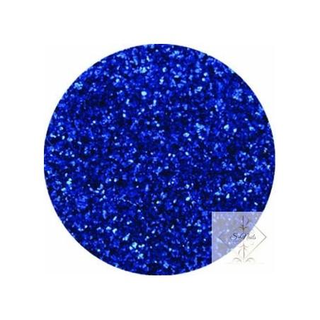 S-Nails - Modre bleščice za nohte no. 22