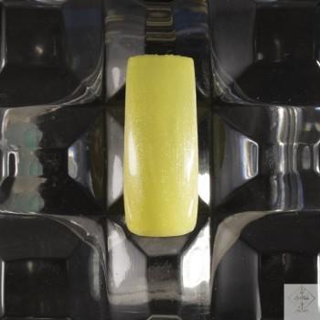 S-Nails - Titan Nail Design UV/LED gel lak za nohte - odtenek  Neon yellow glitter (no. 59)
