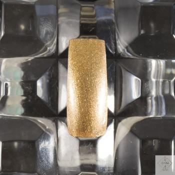 S-Nails - Titan Nail Design UV/LED gel lak za nohte - odtenek  Glitter GOLD (no. 81)