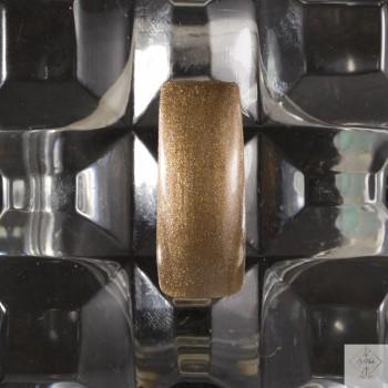 S-Nails - Titan Nail Design UV/LED gel lak za nohte - odtenek  Silver-Gold Effect-M (no. 57)