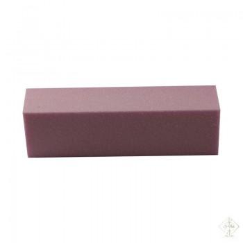 S-Nails - Polirna blok gobica za nohte - roza