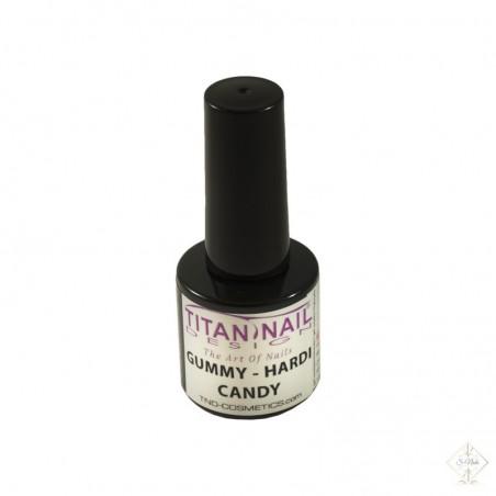 S-Nails - Titan Nail Design UV/LED gel lak za nohte  steklenica - Gummy base - Candy elastic repair