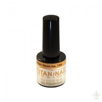 S-Nails - Titan Nail Design UV/LED gel lak za nohte - steklenica Karibic Neon (no. 158)