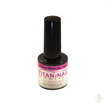 S-Nails - Titan Nail Design UV/LED gel lak za nohte - steklenica Chica Neon (no. 159)