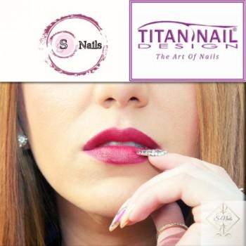 S-Nails Titan Nail Design UV/LED gel lak za nohte (Gel Polish)
