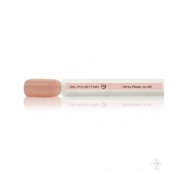 S-Nails - Titan Nail Design UV/LED gel lak za nohte - odtenek  Dirty Rose (no. 42)